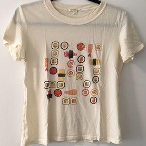 NWOT Urban sushi T-shirt